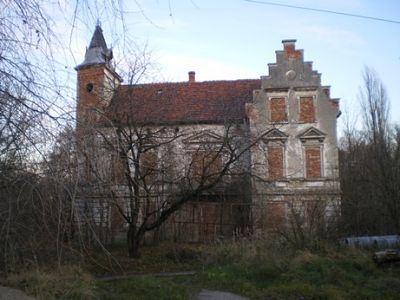 Castle Homes is my family story of a Polish Castle that I was born in.jpg