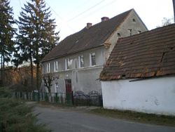 Castle Homes and a little school in Biernacice, Poland where my brother and I attended as children.jpg