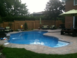 Home Improvement Loans get you money to build a new swimming pool. jpg